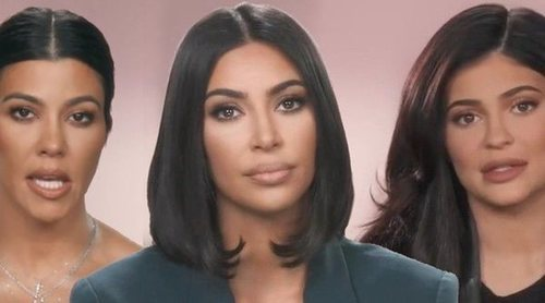 Kim, Kourtney Kardashian y Kylie Jenner, las causantes del fin de 'Keeping Up With The Kardashians'