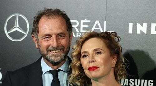 Luis Gasset apoya a Ágatha Ruiz de la Prada en la Madrid Fashion Week más atípica