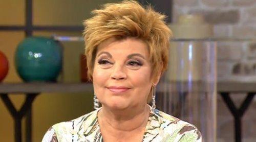 Terelu Campos, sobre la entrevista de Carmen Borrego: 'Si me pronuncio violaría mi equilibrio emocional'