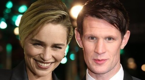 Emilia Clarke y Matt Smith, pillados juntos de cena en Londres