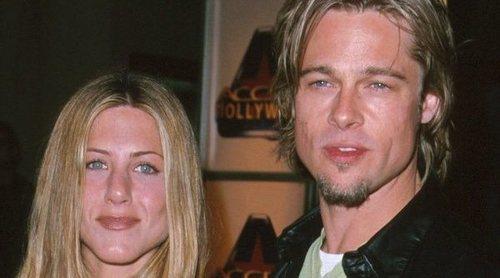 Jennifer Aniston y Brad Pitt protagonizan un encuentro virtual porque trabajarán juntos