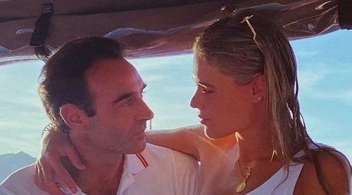 Enrique Ponce y Ana Soria apuran los últimos días de playa antes de iniciar su nueva vida