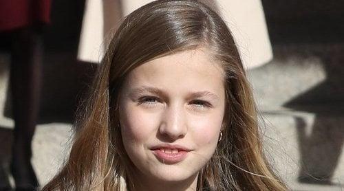 La Princesa Leonor da negativo en la prueba de coronavirus pero continuará en cuarentena