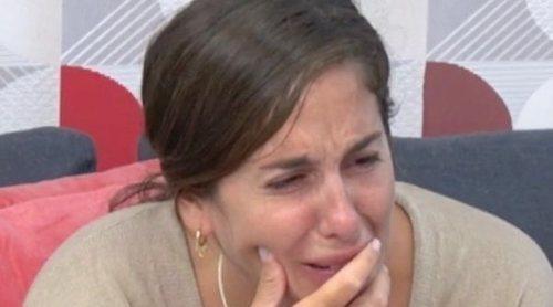 Anabel Pantoja se pone nerviosa en 'Sola' ante una nueva mentira de Kiko Hernández sobre su novio