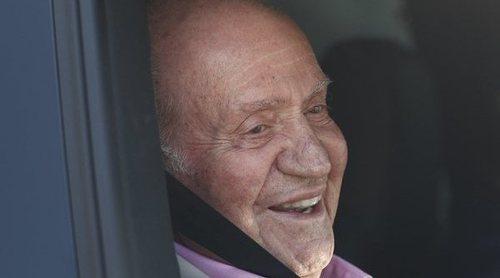 El detalle sobre el Rey Juan Carlos que ha revelado la Infanta Margarita
