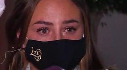 Rocío Flores sale en defensa de su familia: 'Basta ya de intentar romper una familia'