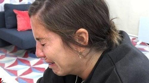Anabel Pantoja recibe una llamada de Isabel Pantoja: