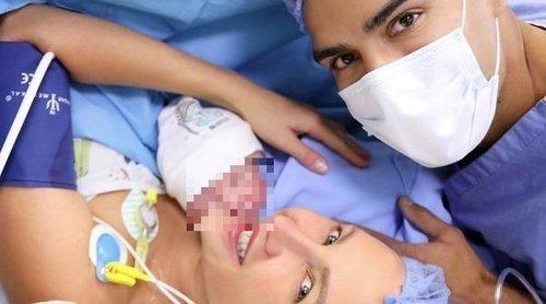 Falcao y Lorelei Tarón se convierten en padres de su cuarto hijo, su primer niño