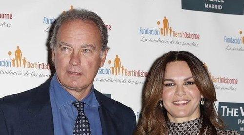 Kike, el hijo de Bertín Osborne y Fabiola Martínez, positivo en coronavirus: 'Está asintomático en cuarentena'