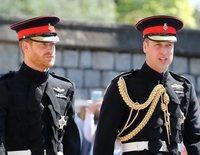 Los pasos de los Príncipes Harry y Guillermo para recuperar su cómplice relación de hermanos