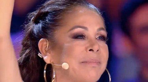 Isabel Pantoja se emociona al recordar a Rocío Jurado alejando los rumores de su mala relación