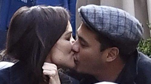 Katie Holmes se come a besos al chef Emilio Vitolo por las calles de Nueva York