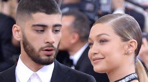 Gigi Hadid y Zayn Malik ya han sido padres