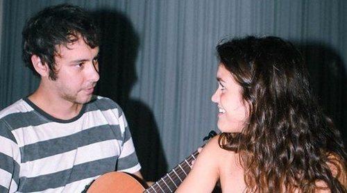 Amaia Romero y Álex de Lucas, ahora también juntos en el terreno profesional