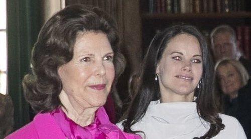 La preocupación de Silvia de Suecia por su nuera Sofia de Suecia que muestra su buena relación