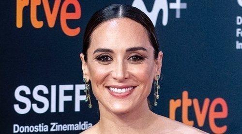 Tamara Falcó y Eugenia Martínez de Irujo deslumbran en el Festival de Cine de Sebastián 2020