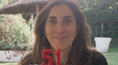 Paz Padilla celebra su primer cumpleaños sin su marido con una actitud admirable y volcada en su familia