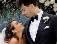 La lujosa boda de Elettra Lamborghini y Afrojack en Italia