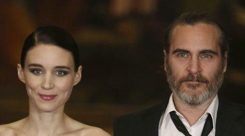 Joaquin Phoenix y Rooney Mara han sido padres por primera vez