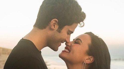 Max Ehrich asegura que se enteró de la ruptura con Demi Lovato por los medios de comunicación