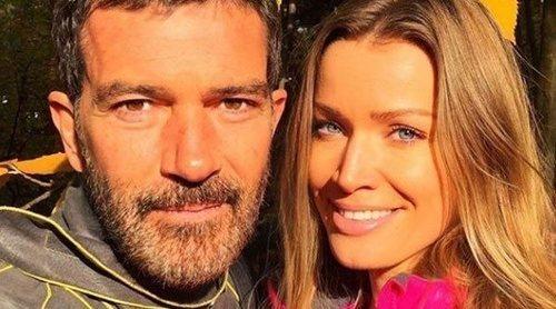 Nicole Kimpel lo pasó muy mal cuando Antonio Banderas tuvo coronavirus: 'No es fácil ver a un ser querido sufrir'