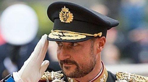 Haakon de Noruega preside por primera vez la Apertura del Parlamento debido a la baja de Harald de Noruega