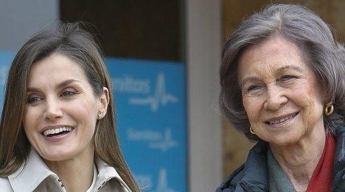 Corinna elogia a la Reina Letizia y carga contra la Reina Sofía: 'Soy víctima de su afán de venganza'