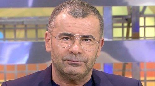 El dolor de Jorge Javier Vázquez tras la entrevista con María Teresa Campos con la que zanja su amistad