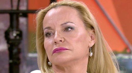 Marta de Pablo, posible amante de Bigote Arrocet: 'Surgió porque estaba pasando un momento malo con su pareja'
