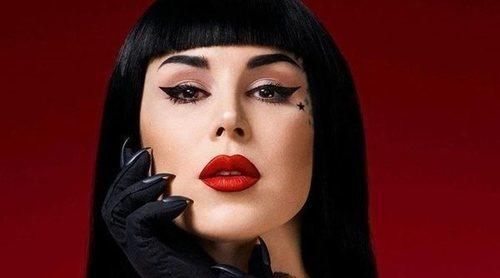 Kat Von D confiesa que también sufrió abusos en el mismo internado que Paris Hilton