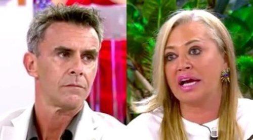 El reproche de Belén Esteban a Alonso Caparrós por su mensaje a Terelu Campos tras hablar mal de ella en 'Sálvame'
