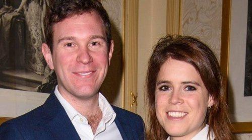 Eugenia de York comparte fotos inéditas para celebrar su segundo aniversario de boda con Jack Brooksbank