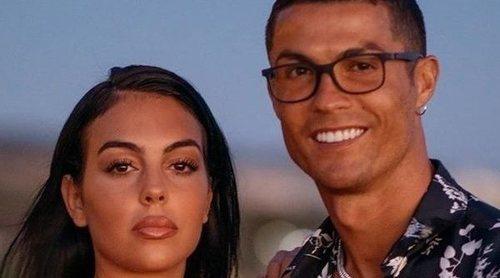 Georgina Rodríguez, el mejor apoyo de Cristiano Ronaldo tras haber dado positivo por coronavirus