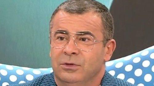 Jorge Javier Vázquez: 'La asignatura pendiente de María Teresa Campos es no prepararse para el adiós televisivo'