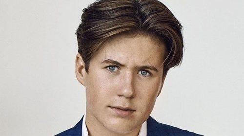 El impresionante posado de Christian de Dinamarca por su 15 cumpleaños