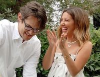 Ashley Tisdale y Christopher French desvelan el sexo de su primer hijo