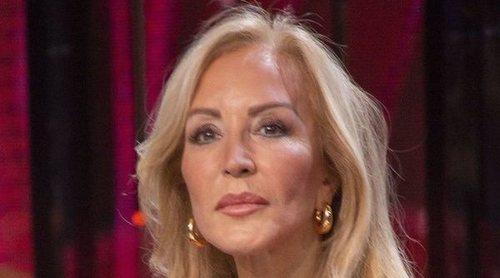 Carmen Lomana, ilusionada con un rico empresario argentino