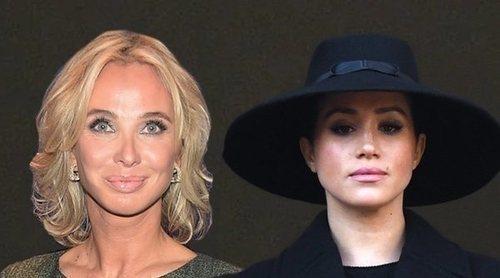 Corinna se compara con Meghan Markle y Wallis Simpson: 'Me han culpado de la caída de un hombre'