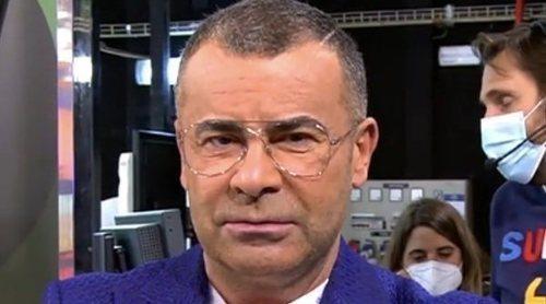 Jorge Javier Vázquez reacciona a la llamada de Isabel Pantoja a Kiko Rivera: 'Estuvo desafortunada'