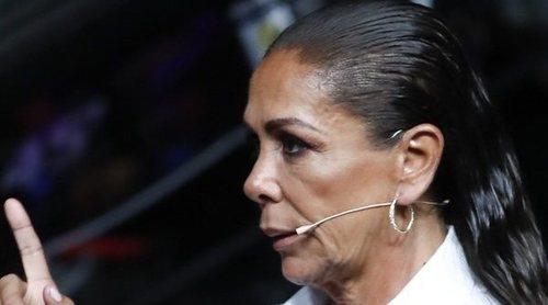 El tremendo enfado de Isabel Pantoja en directo: 'Estoy cansada de escuchar mentiras'