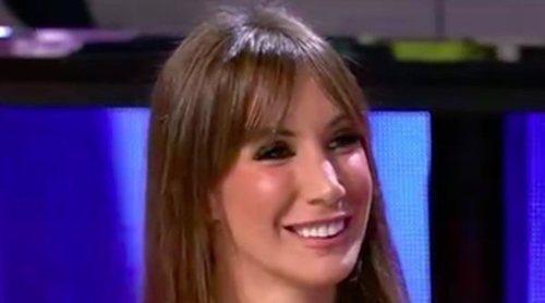 El tonteo de Fani con Matías en el debate de 'La isla de las tentaciones 2': 'Tenía muchas ganas de conocerte'