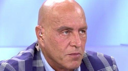 Antonio Montero consigue saca de sus casillas a Kiko Matamoros en 'Sálvame': '¡Tú eres tonto!'