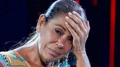 Isabel Pantoja tiene un ataque de ansiedad después de que Chelo García-Cortés haya quemado una foto suya