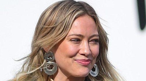 Hilary Duff anuncia que está embarazada de su tercer hijo, el segundo con Matthew Koma