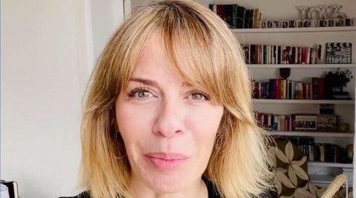 María Adánez agradece las felicitaciones y presume de barriguita tras anunciar su embarazo