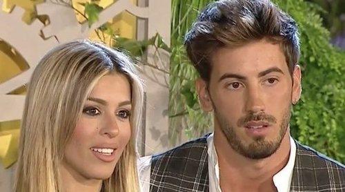 Oriana Marzoli e Iván González son pillados juntos en actitud cariñosa y su ruptura podría haber sido un montaje