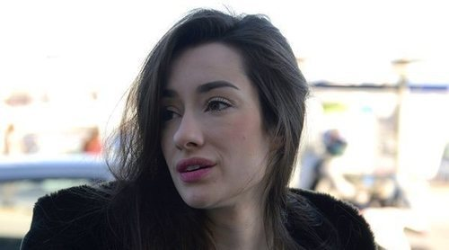 Adara Molinero, muy preocupada por la salud de su hijo