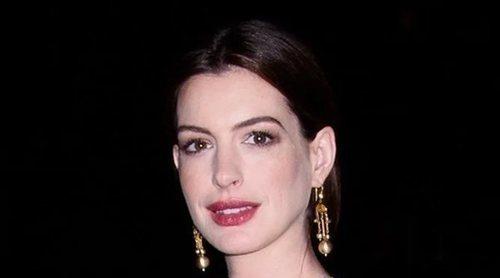 Anne Hathaway confirma el nombre de su segundo hijo casi un año después de su nacimiento