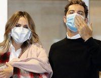 David Bisbal y Rosanna Zanetti presentan a su hija Bianca tras salir del hospital