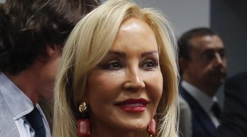 Carmen Lomana aclara que no tiene novio: 'Solo echamos un polvete'